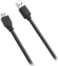KEY 3m microUSB to USB Data Cable