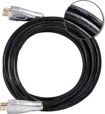 Club3D - Premium High Speed HDMI 2.0 4K60Hz UHD Cable 1 m/3.28ft Black