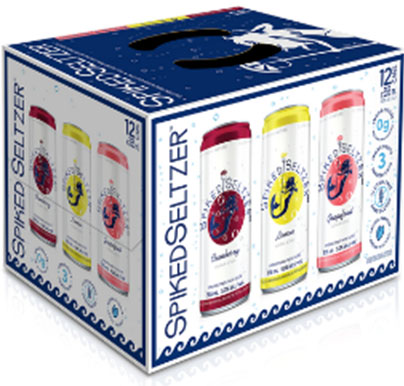 Mike's Beverage Company Spiked Seltzer Variety Pack 4260ml