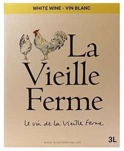 Charton-Hobbs La Vieille Ferme White 3000ml