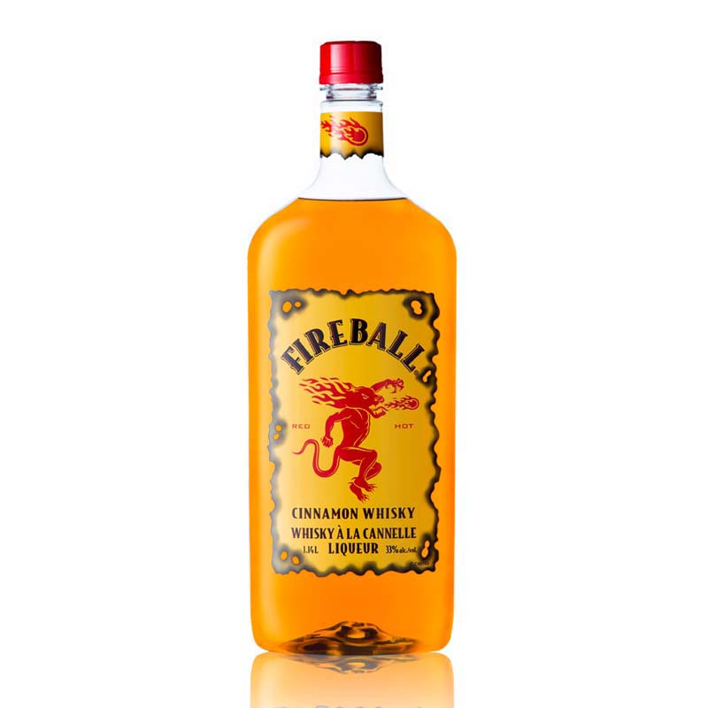 Fireball Cinnamon Whisky 1140ml