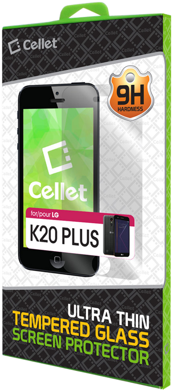 Cellet LG K20 Premium Tempered Glass Screen Protection Price
