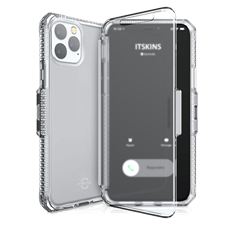 ITSKINS iPhone 11 Pro Max Spectrum Vision Clear Case