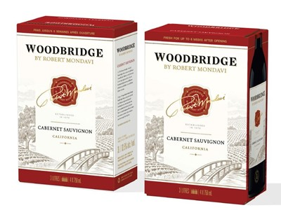 Arterra Wines Canada Woodbridge Cabernet Sauvignon 3000ml