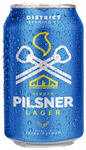 District Brewing Company District German Pilsner Lager 4260ml