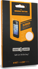 Gadget Guard MOTO G WetDry Screen Protector