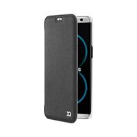 XQISIT Galaxy S8+ Adour Flap Cover Case