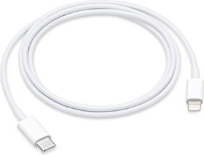 Apple Charge/Sync Lightning to USB-C Cable 3ft