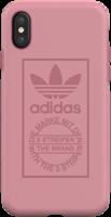 adidas iPhone X ADIDAS TPU Hard Cover