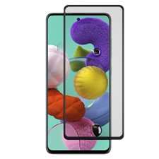 Fortress Galaxy A51 Level Focus Glass Screen Protector