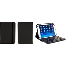 mEdge 7-8inch Keyboard Folio Case