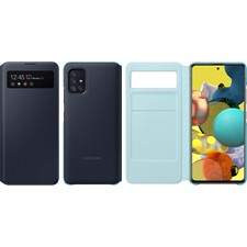 Samsung Galaxy A51 5G S-View Wallet Cover
