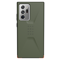 UAG Galaxy Note20 Ultra Civilian Case