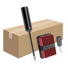 weBoost Weboost - Drive Reach Otr Cellular Signal Booster Kit - Black