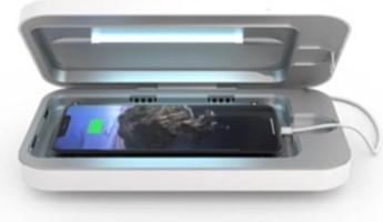 OtterBox PhoneSoap 3 UV Sanitizer w/USB Charging