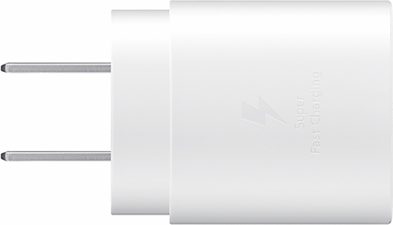 Samsung Wall Charger for Super Fast Charging (25W) - White