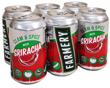 6C Farmery Brewing Clam & Spice with Sririacha 2130ml