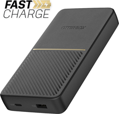 OtterBox - Usb A And Fast Charge Usb C Power Bank 20000 Mah