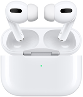 Apple AirPods Pro BT Headphone w/Wireless Charging Case