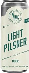 Pure Global Imports Goat Locker Brewing Light Pilsner 1892ml