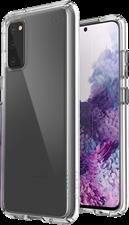 Speck Galaxy S20 Presidio Perfect Clear Case
