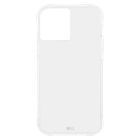 Samsung iPhone 12 Pro Max Tough Plus Case - Clear