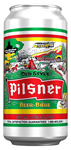 Molson Breweries 6C Pilsner 2130ml
