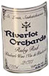 Riverlot Orchards Rhubarb 750ml