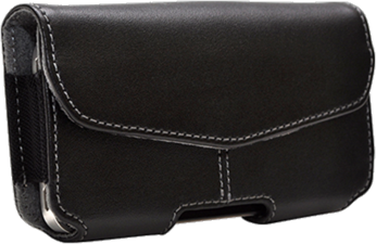 PureGear iPhone 4/4s/Similar Sized Phones Caselux Universal Leather Pouch