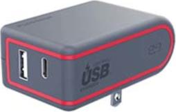 PureGear 57W USB A + PD 2.0 Wall Charger