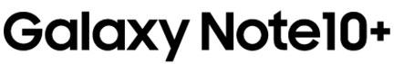 Samsung Note 10 Plus logo