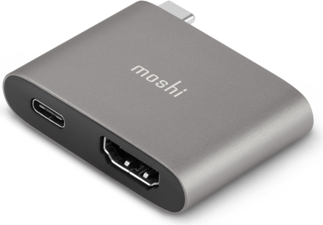 Moshi USB-C to HDMI Adapter w/Charging