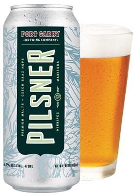 Set The Bar Fort Garry Pilsner 473ml