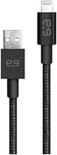 PureGear 4' Lightning Metallic Charge/Sync Cable