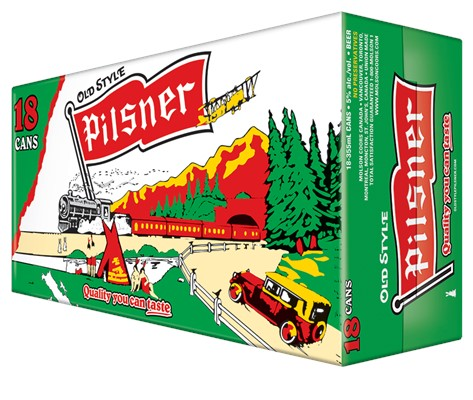 Molson Breweries 18C Pilsner 6390ml