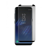 Gadgetguard Galaxy S8 Black Ice Cornice Curved Edition Tempered Glass Screen Guard