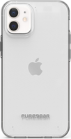 iPhone 12 Mini PureGear Clear Slim Shell Case w/Anti-Yellowing Coating