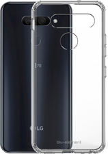 Blu Element LG Q70 Clear Shield Case