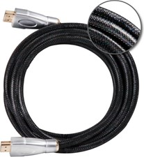 Club3D - Premium High Speed HDMI 2.0 4K60Hz UHD Cable 3 m/9.8ft Black