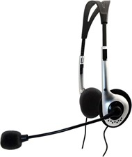 ARGOM TECH ArgomTech Classic 88 - Stereo Headset  with Volume Control