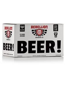 Rebellion Brewing Company 12C Rebellion BEER! 5676ml
