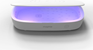 Mophie Universal  UV-C Sanitizer w/Wireless Charging
