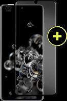 Gadgetguard Galaxy S20 Ultra Ice Plus Cornice Flex Screen Protector