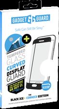 Gadgetguard Galaxy S9+ Black Ice Plus Cornice Curved Edition
