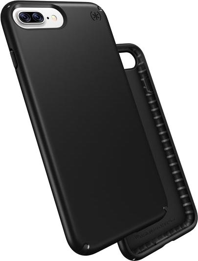 iPhone 8/7/6s/6 Plus Presidio Case - Black/Black