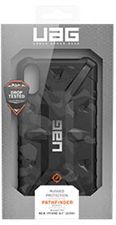 UAG iPhone XR Pathfinder Camo Case