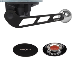 Nite Ize Steelie Orbiter Windshield Mount Kit