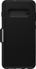 OtterBox Galaxy S10+ Leather Strada Folio Series Case