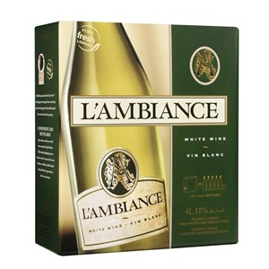 Arterra Wines Canada L'Ambiance White 4000ml