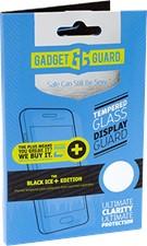 Gadget Guard Galaxy J3  Black Ice Plus Edition Tempered Glass Screen Guard